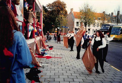 Afbeelding #004 voor het verhaal Blue Spirit Middelburg, 1982-1998