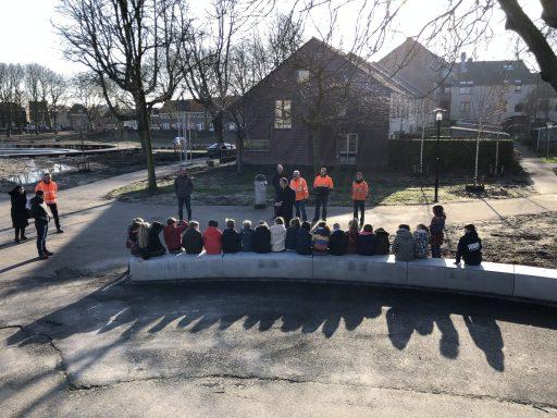 Afbeelding #002 voor het verhaal Boomplantmoment Park Molenwater met de ABS in Middelburg