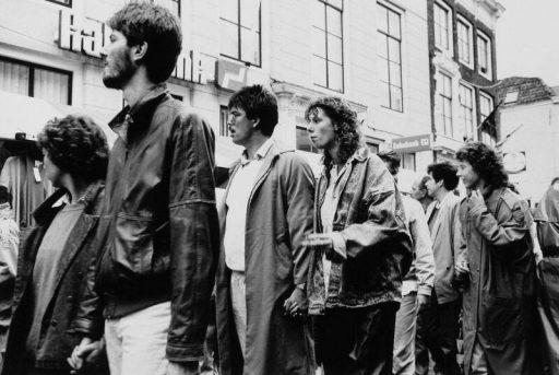 Afbeelding #001 voor het verhaal Braderie Middelburg, juni 1987, deel 2