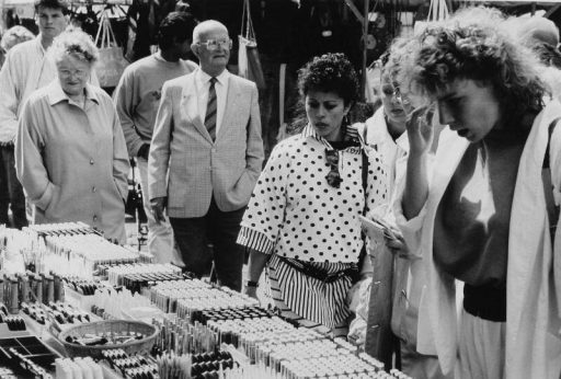 Afbeelding #004 voor het verhaal Braderie Middelburg, juni 1987, deel 2