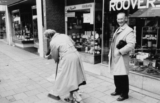 Afbeelding #000 voor het verhaal Braderie Middelburg, juni 1987
