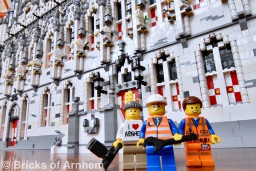 Afbeelding #000 voor het verhaal Bricks of Arnhem te gast in Middelburg