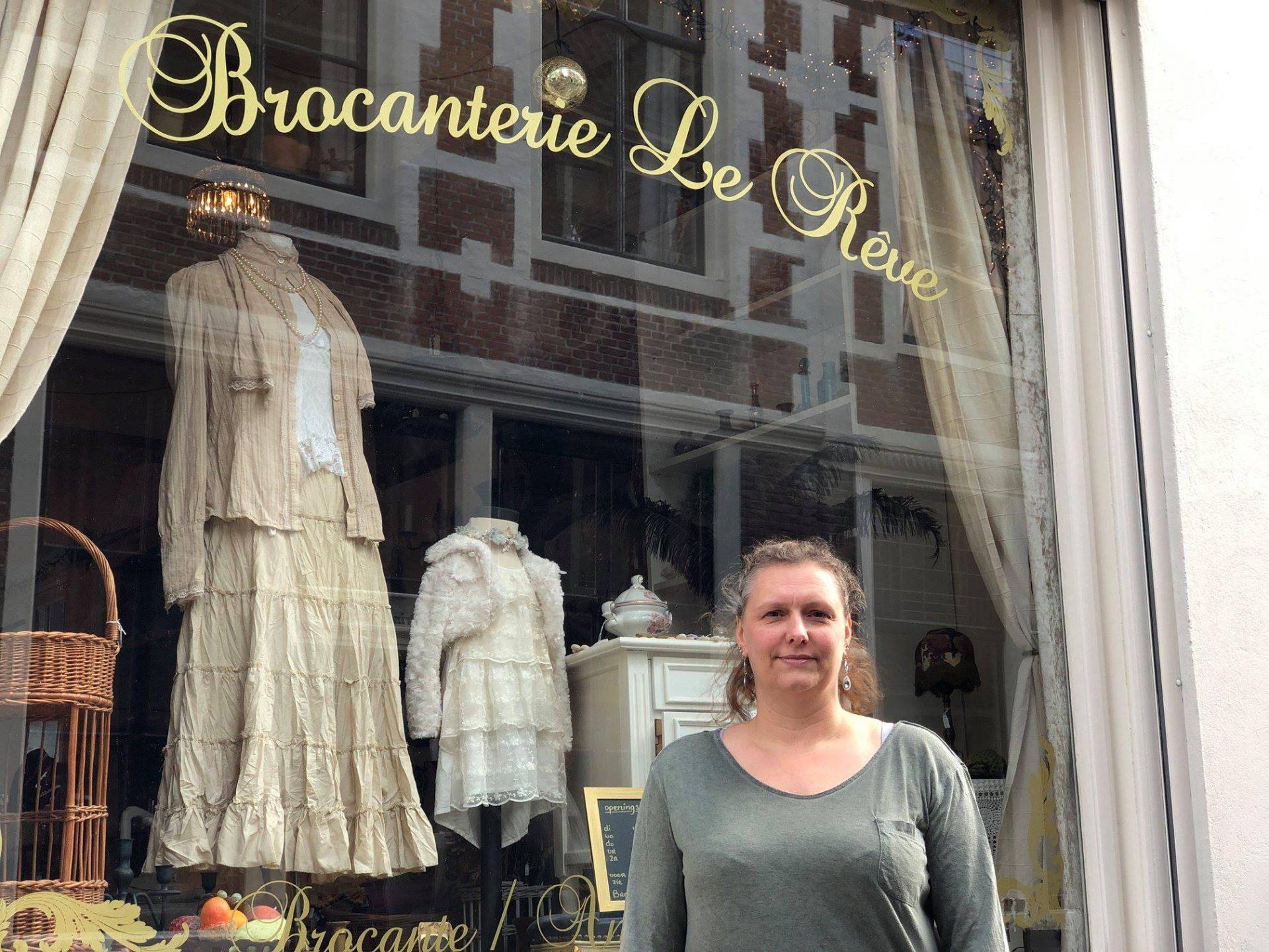 Afbeelding #000 voor het verhaal Brocanterie Le Rêve opent op 1 december in de Herenstraat in Middelburg