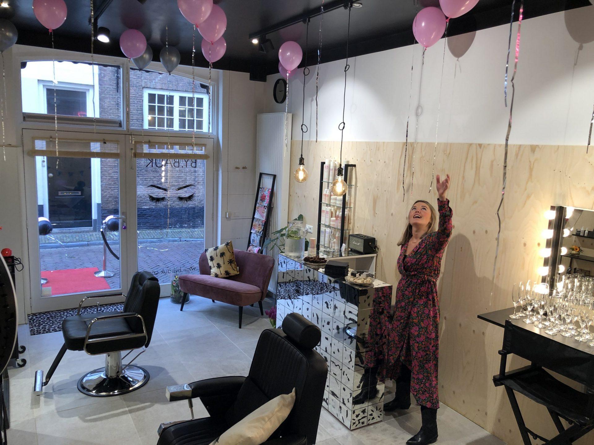 Afbeelding #000 voor het verhaal Brow Bar by.BAUK officieel geopend in de Beddewijkstraat in Middelburg