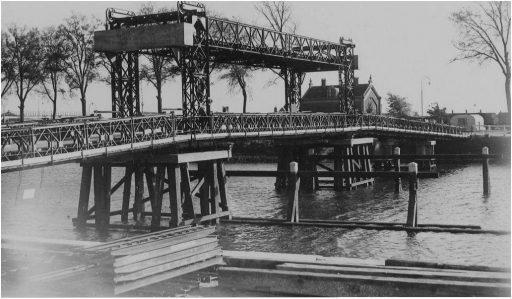 Afbeelding #000 voor het verhaal Bruggen in Middelburg die er niet meer zijn