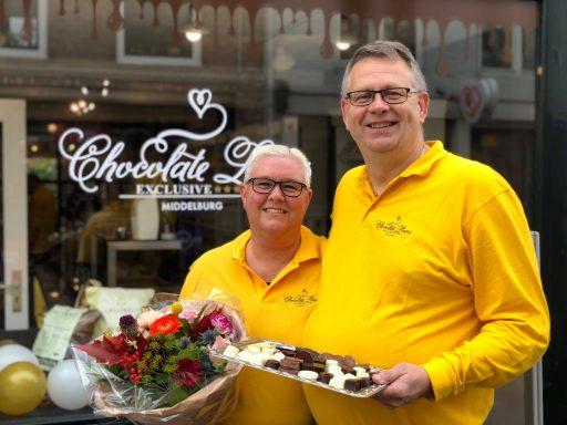 Afbeelding #000 voor het verhaal Buddy's Lekkernijen wordt Chocolate Lovers Exclusive Middelburg