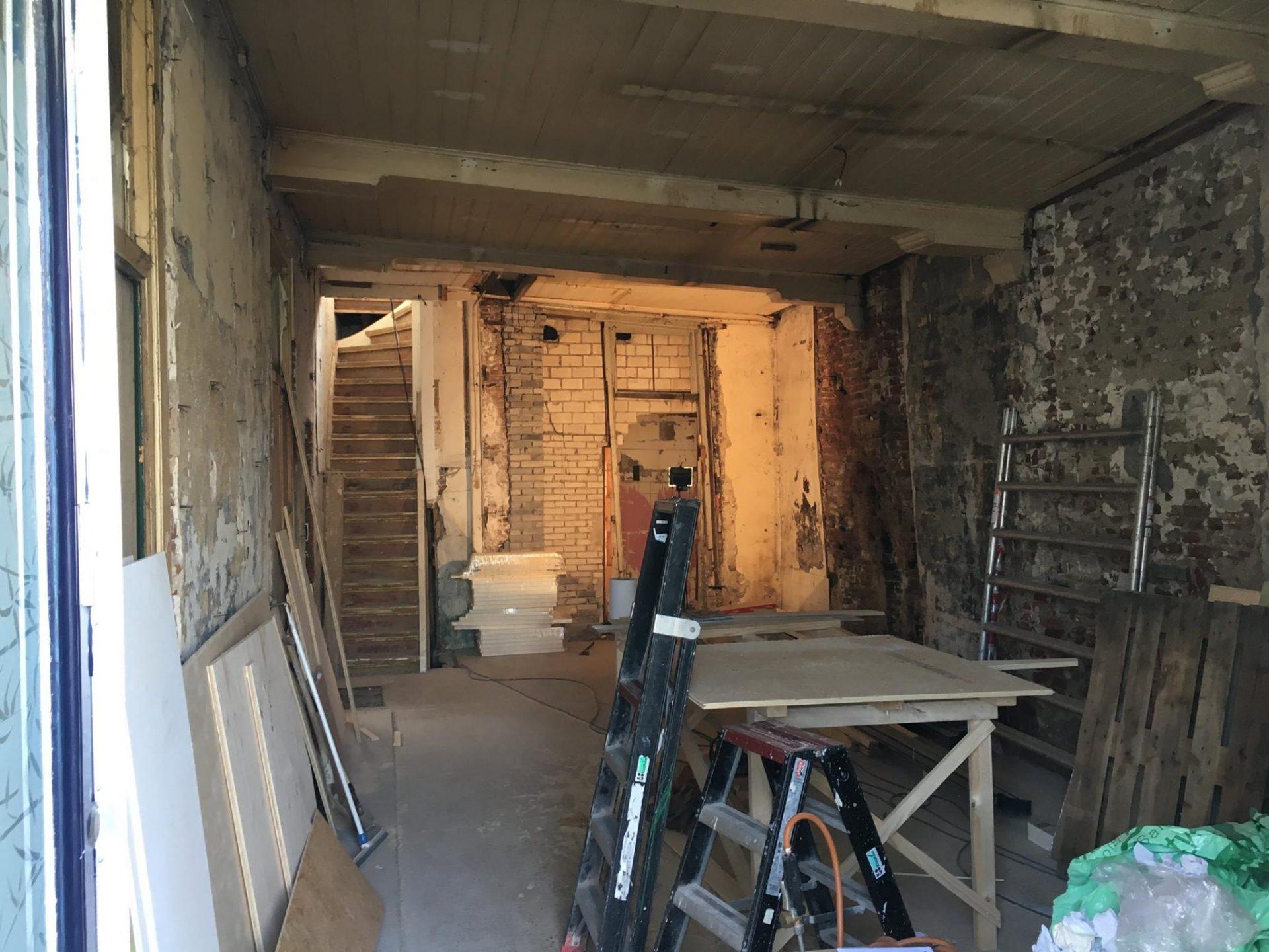 Afbeelding #001 voor het verhaal Burger Bistro opent binnenkort aan Damplein 44 in Middelburg