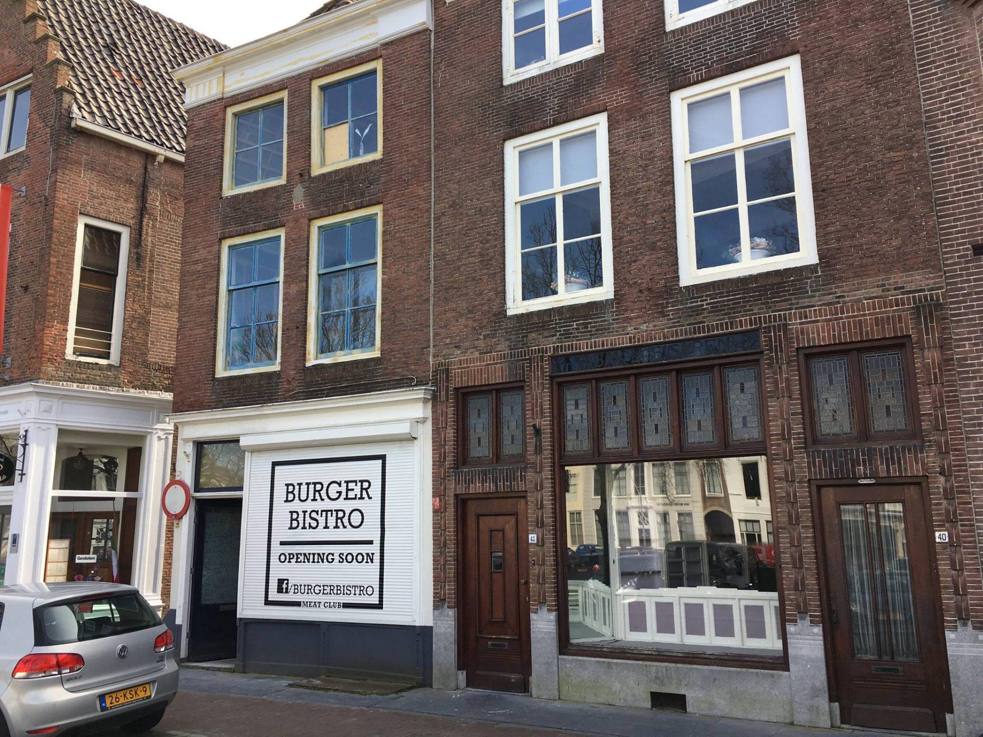 Afbeelding #002 voor het verhaal Burger Bistro opent binnenkort aan Damplein 44 in Middelburg