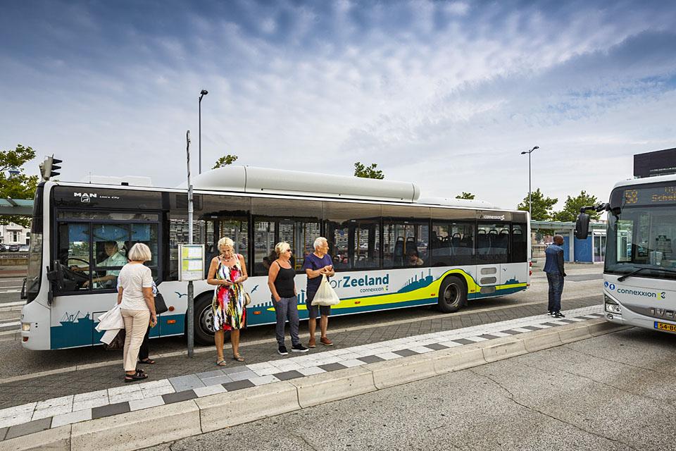 Bussen Middelburg