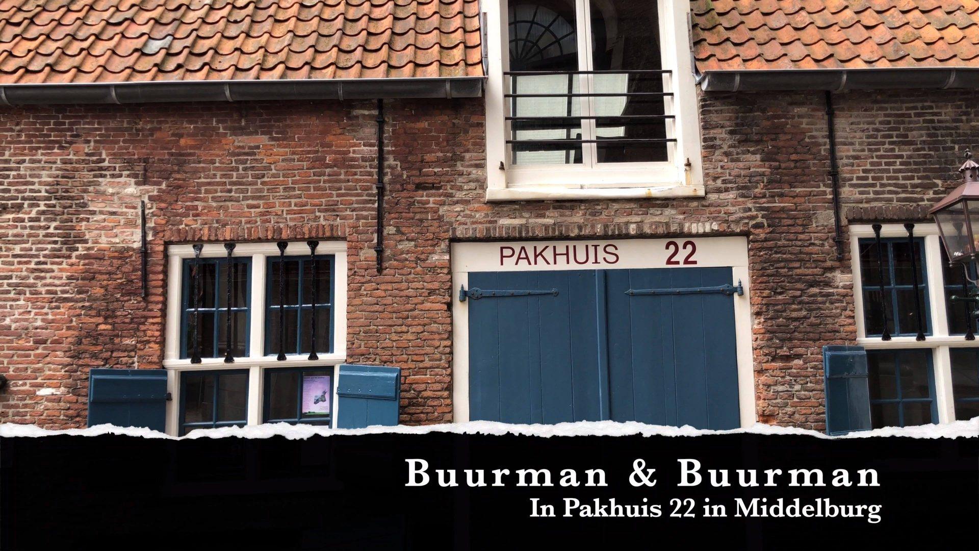 Afbeelding #000 voor het verhaal Buurman & Buurman exposeren in Pakhuis 22