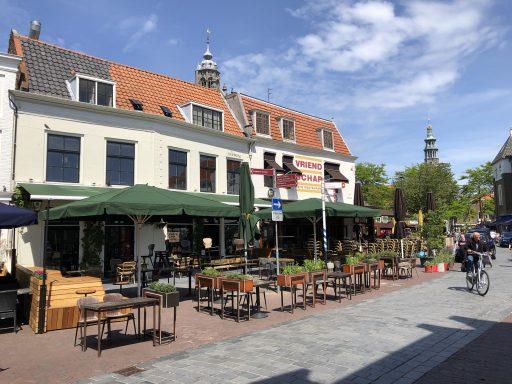 Afbeelding #001 voor het verhaal B&W Middelburg stemt in met leeuwendeel van terrasplannen en -verzoeken Horeca