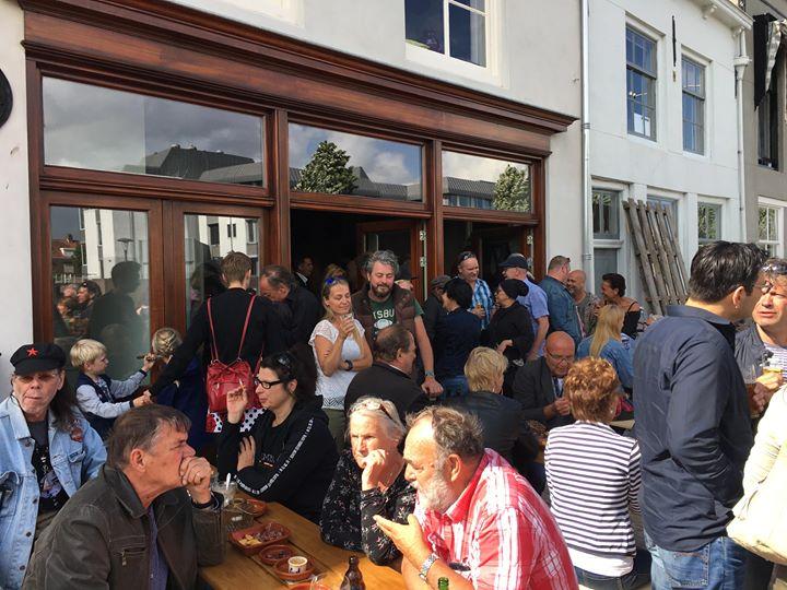 Afbeelding #000 voor het verhaal Café Hard & Ziel geopend aan de Turfkaai in Middelburg