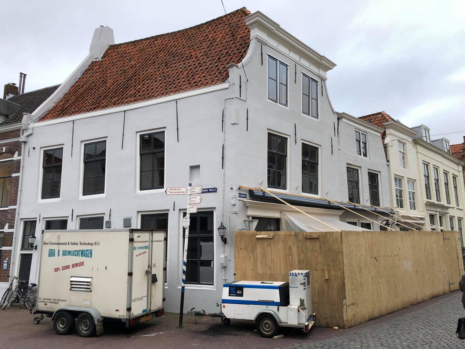 Afbeelding #000 voor het verhaal Café-Restaurant De Mug nog gesloten tot juni 2019