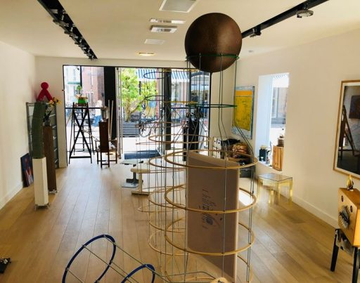 Afbeelding #000 voor het verhaal Cees Verhage over lokale samenwerking i.p.v. pop-upwinkels
