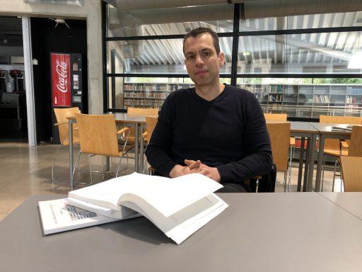 Afbeelding #000 voor het verhaal Christian Blaha over zijn proefschrift 'Wat in Middelburg kan, dat kan niet'