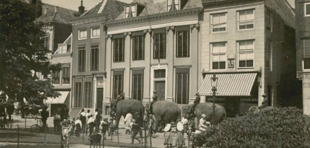 Afbeelding #000 voor het verhaal Circus Belly Wien in Middelburg