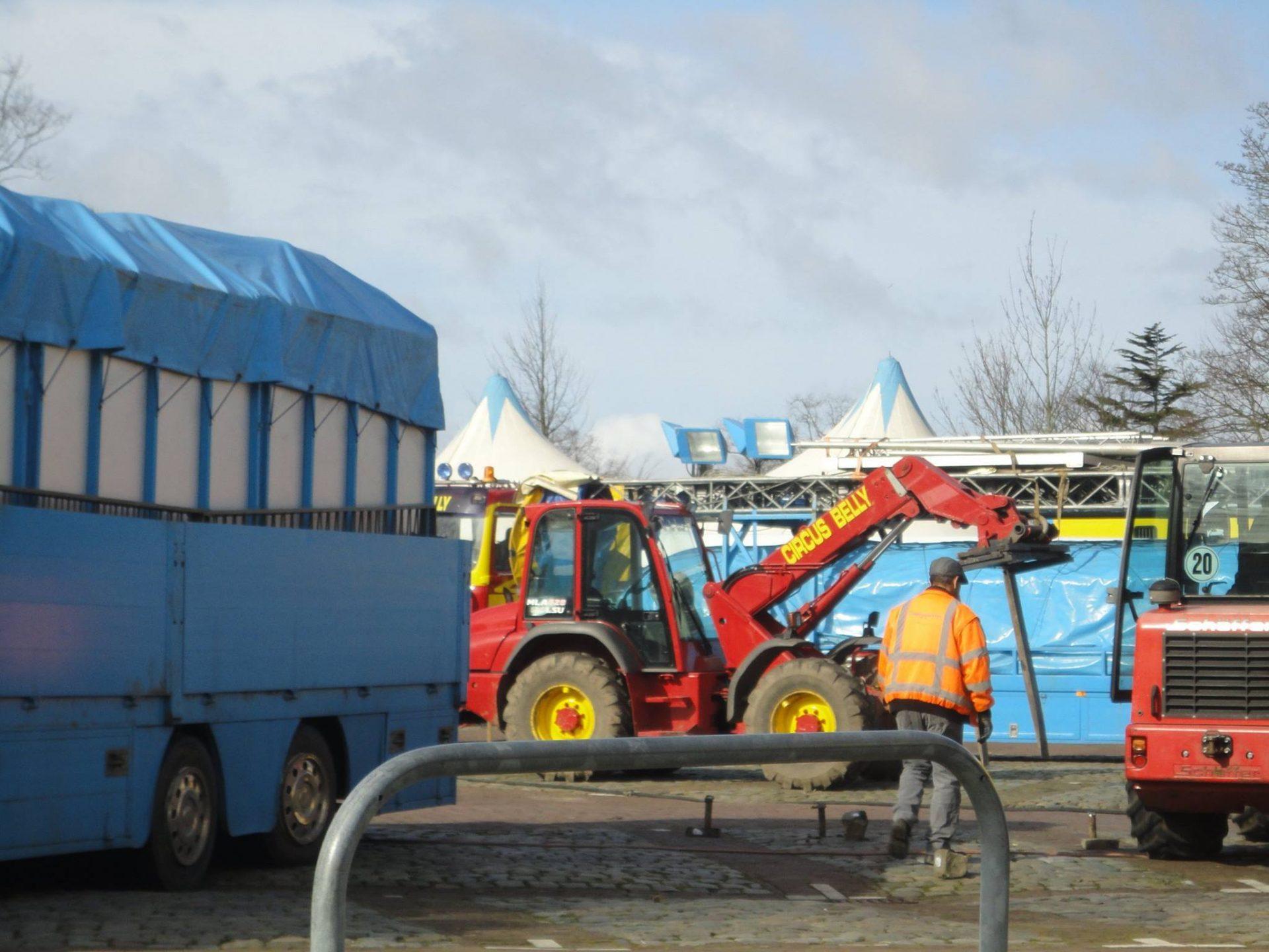 Afbeelding #001 voor het verhaal Circus Belly Wien in Middelburg