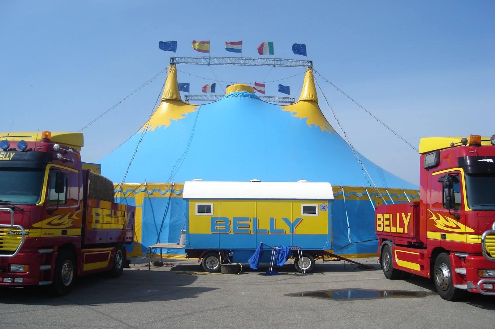 Afbeelding #002 voor het verhaal Circus Belly Wien in Middelburg