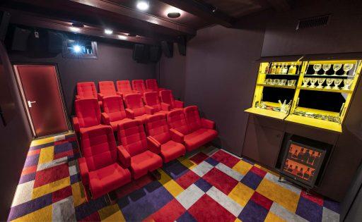 Afbeelding #000 voor het verhaal Club Cinema: de kleinste bioscoop van Nederland opent morgen in Middelburg