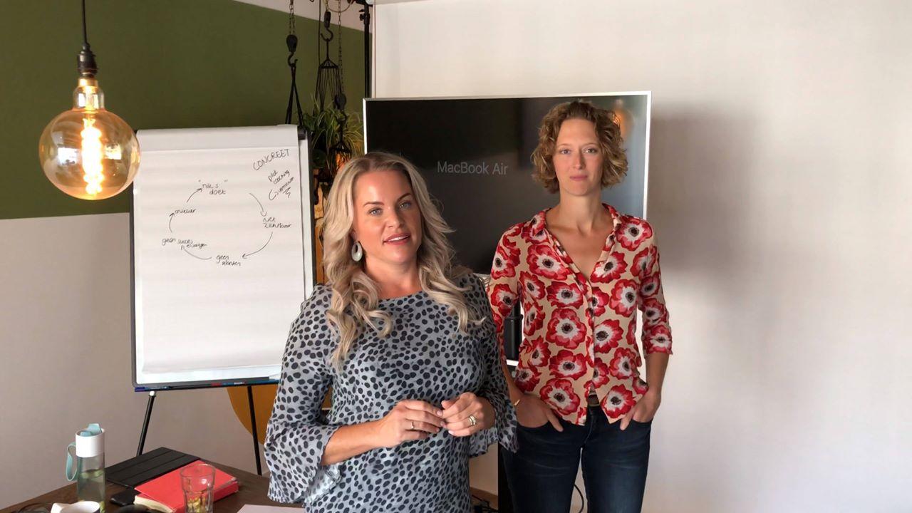 Afbeelding #000 voor het verhaal Coaching op de Kinderdijk: op bezoek bij Anne Fermont