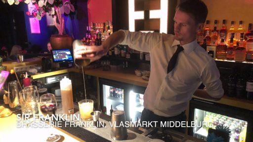 Afbeelding #000 voor het verhaal Cocktailbar Sir Franklin geopend aan de Vlasmarkt in Middelburg