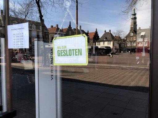 Afbeelding #000 voor het verhaal Corona-update: Gemeente Middelburg komt met ondersteuningsmaatregelen voor ondernemers en verenigingen