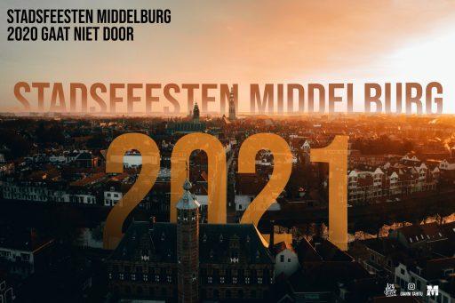 Afbeelding #000 voor het verhaal Corona-update: Stadsfeesten Middelburg 2020 afgelast