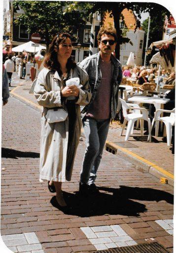 Afbeelding #000 voor het verhaal Corry en Louis zijn De Stad