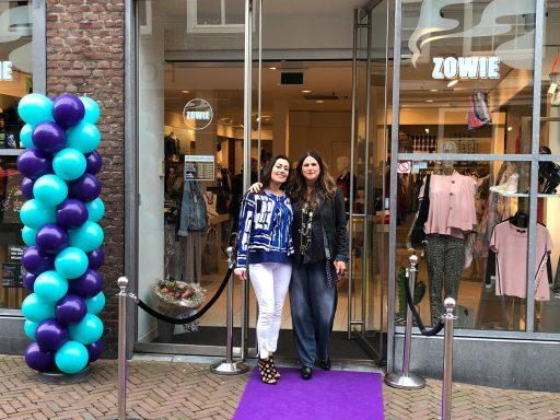 Afbeelding #000 voor het verhaal Dameskledingzaak ZOWIE geopend aan Nieuwe Burg 2 in Middelburg