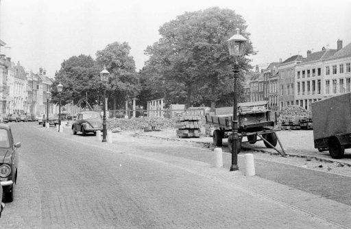 Afbeelding #003 voor het verhaal Damplein Middelburg 1971-1972