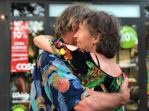 Afbeelding #000 voor het verhaal Dance me to the end of love! Tango op de Markt in Middelburg