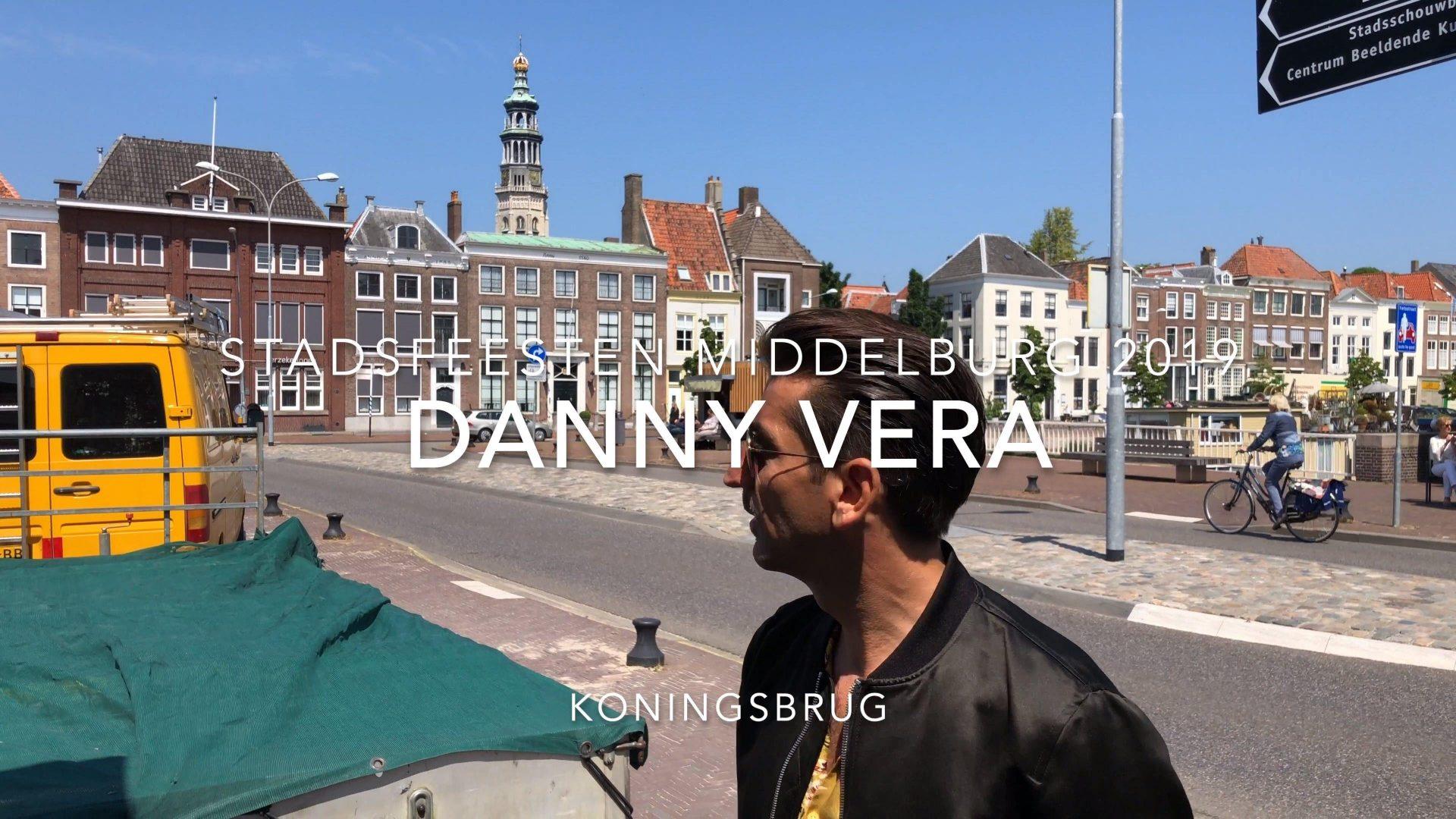 Afbeelding #000 voor het verhaal Danny Vera over zijn optreden tijdens Stadsfeesten Middelburg 2019