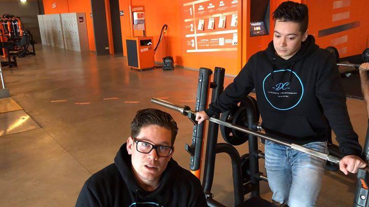 Afbeelding #000 voor het verhaal DC Strength Transforming Training: de nieuwe Middelburgse sportschool van de gebroeders Sittrop