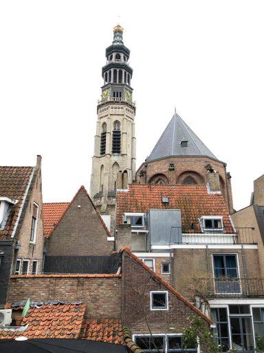 Afbeelding #000 voor het verhaal De achterkant van De Stad Middelburg in 17 foto's