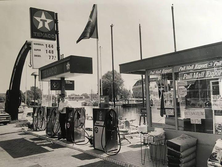 Afbeelding #000 voor het verhaal De afbraak van het Texacostation op De Punt