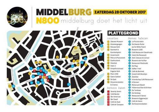 Afbeelding #000 voor het verhaal De agenda van N8vdN8 2017 in Middelburg