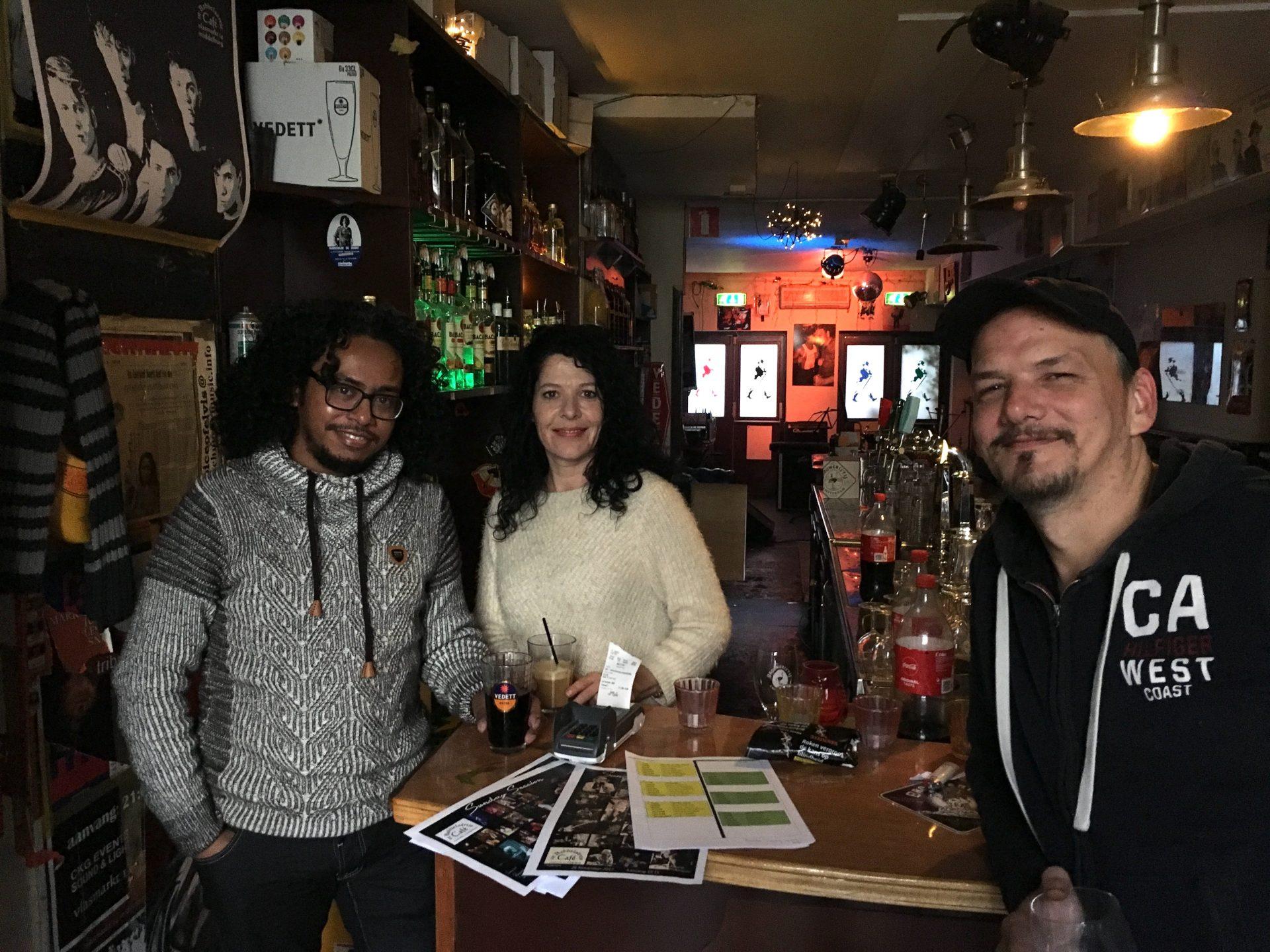 Afbeelding #000 voor het verhaal De Babb's Sunday Sessions in Café Ut Babbelaertje in Middelburg