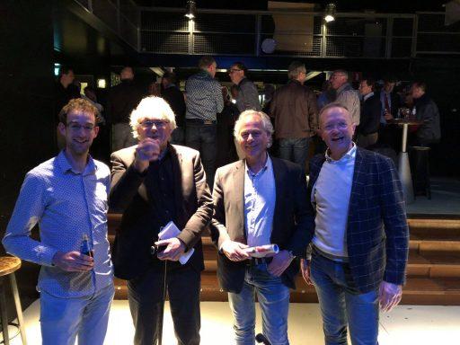 Afbeelding #000 voor het verhaal De binnenstad en ondernemen: een avondje Middelburgse politiek in De Spot