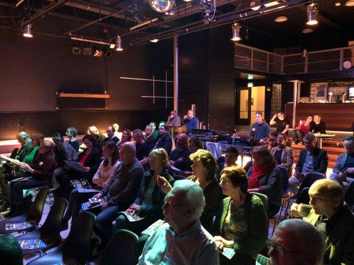 Afbeelding #004 voor het verhaal De binnenstad en ondernemen: een avondje Middelburgse politiek in De Spot