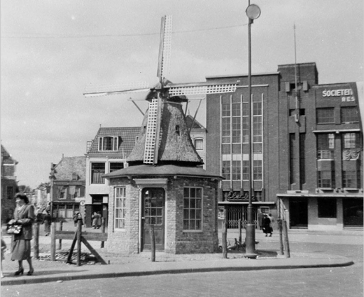 Afbeelding #000 voor het verhaal De cinema in Middelburg, toen en nu