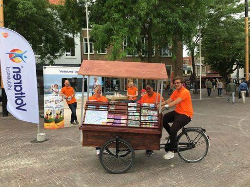 Afbeelding #000 voor het verhaal De drukte in winkelstraten neemt toe, ook in Middelburg