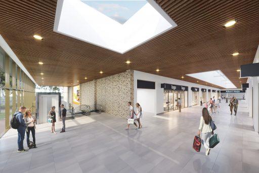 Afbeelding #003 voor het verhaal De eerste beelden van de toekomstige Albert Heijn in Middelburg Centrum