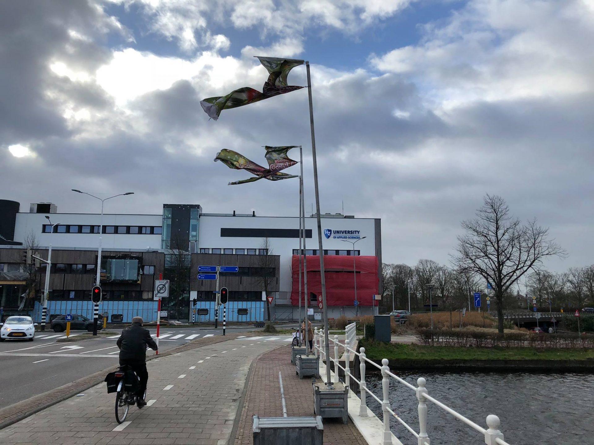 Afbeelding #000 voor het verhaal De eerste contouren van Bèta Campus Zeeland in Middelburg