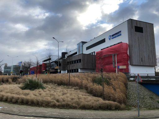 Afbeelding #001 voor het verhaal De eerste contouren van Bèta Campus Zeeland in Middelburg