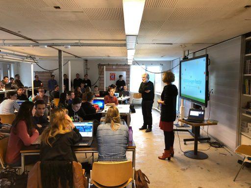 Afbeelding #002 voor het verhaal De eerste contouren van Bèta Campus Zeeland in Middelburg