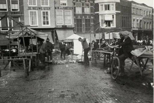 Afbeelding #000 voor het verhaal De gemeentereiniging van Middelburg, jaren 20