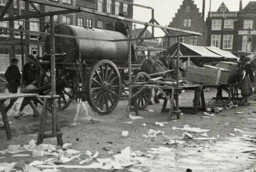 Afbeelding #001 voor het verhaal De gemeentereiniging van Middelburg, jaren 20