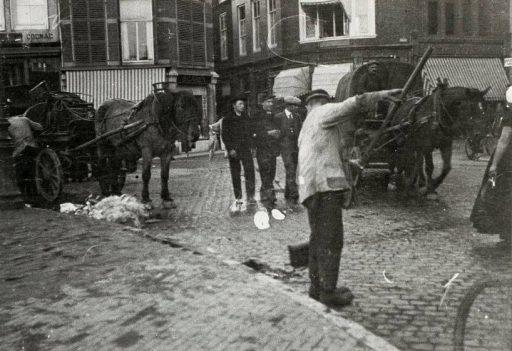Afbeelding #002 voor het verhaal De gemeentereiniging van Middelburg, jaren 20