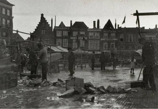 Afbeelding #003 voor het verhaal De gemeentereiniging van Middelburg, jaren 20