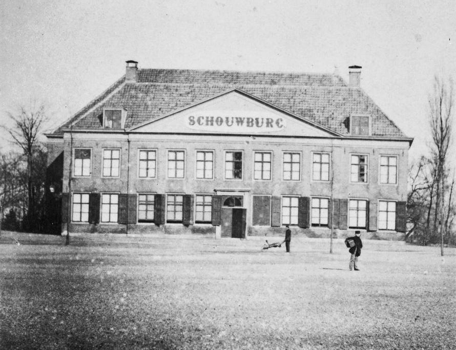 Afbeelding #000 voor het verhaal De geschiedenis van de Middelburgse Schouwburg in 24 foto's